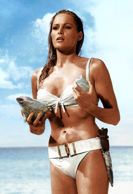 Il bikini di Ursula Andress il