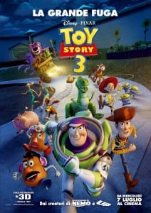 Toy Story sssss3 1 212x300 Toy Story 3   La grande fuga rimane imbattibile al botteghino italiano