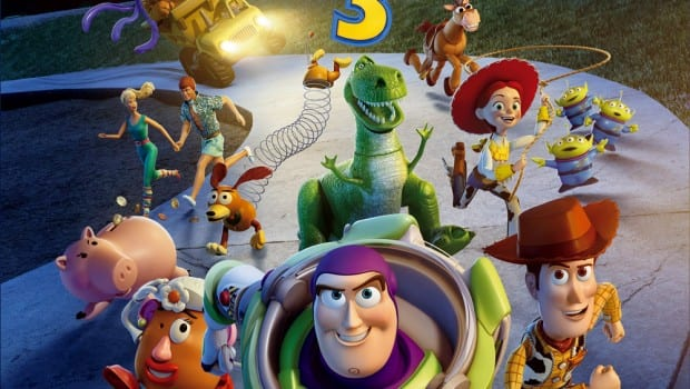 "Locandina italiana di ""Toy Story 3"""