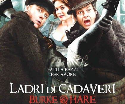 Burke hare ladri di cadaveri la recensione cinezapping for Una poltrona per due trailer