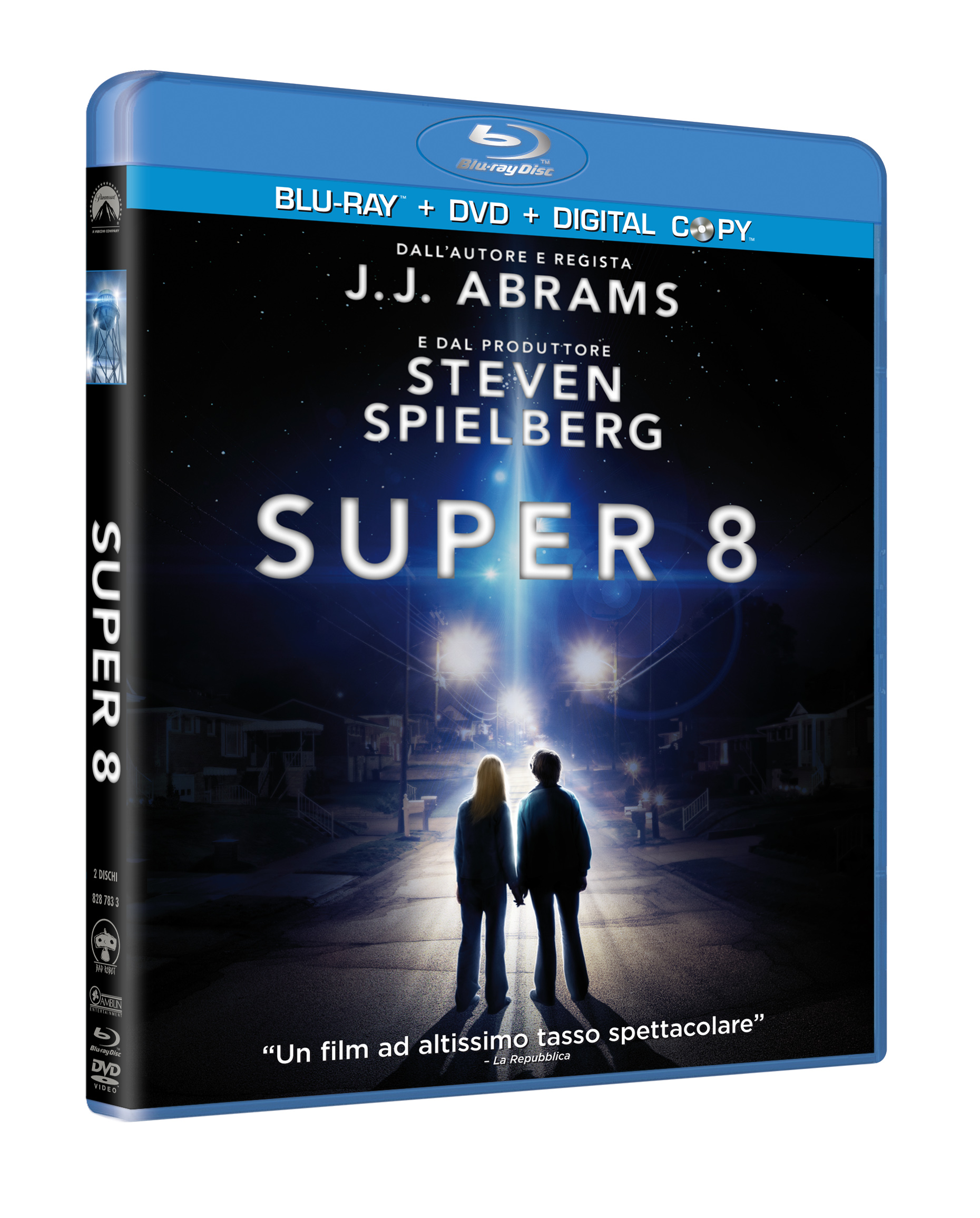 Super 8 (2011) BluRay Rip 1080p x264 MKV AC3 ITA ENG Subs