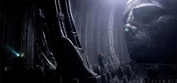 prometheus 29 Prometheus: nuove immagini e uno spot