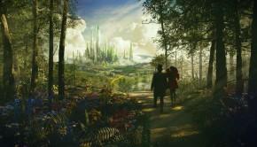 Il grande e potente Oz - una scena dal film