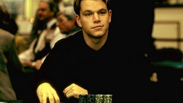 Matt Damon in Rounders