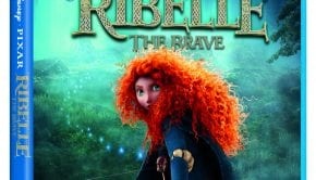 Ribelle - The Brave in Blu-Ray