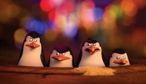 I protagonisti de I pinguini di Madagascar