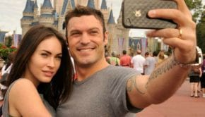 Megan Fox e Brian Austin Green | © Facebook / Megan Fox