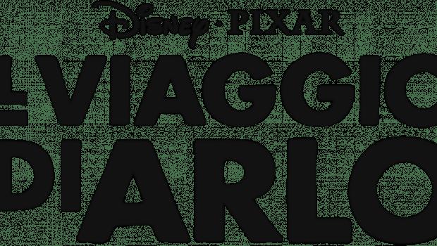 Il viaggio di Arlo - logo