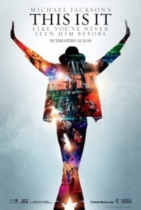 Michael Jacksons This Is It Poster