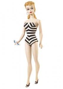 La prima Barbie