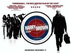 Poster di Harry Brown con Michael Caine