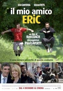 """Locadina di """"Il mio amico Eric"""""""
