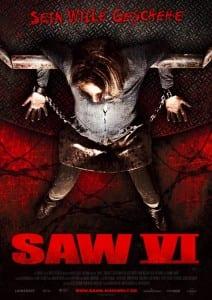 Locandina di Saw 6