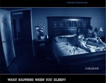 Paranormal Activity poster image immagine