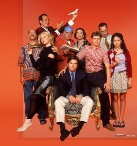 I personaggi della serie