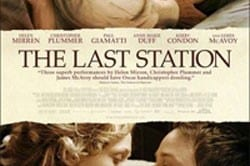 locandina di the last station 133181