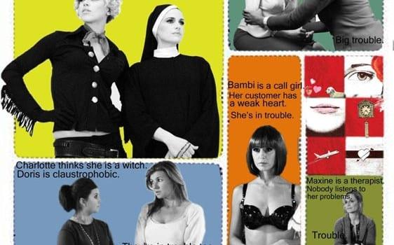 locandina women in trouble 4