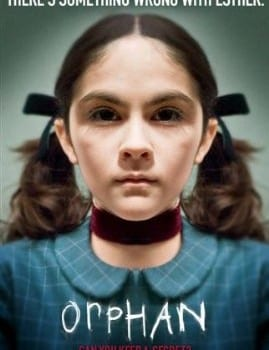 orphan locandina