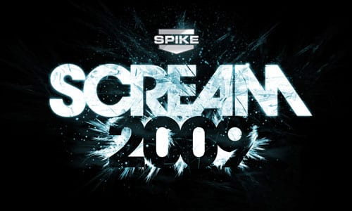 spike scream awards 2009 logo