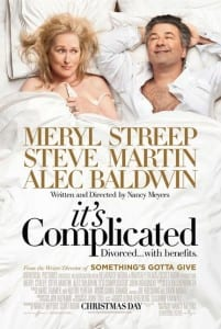 "Locandina di ""It's complicated"""