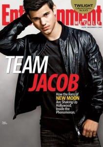 Entertainment Weekly - Taylor Lautner (Team Jacob)