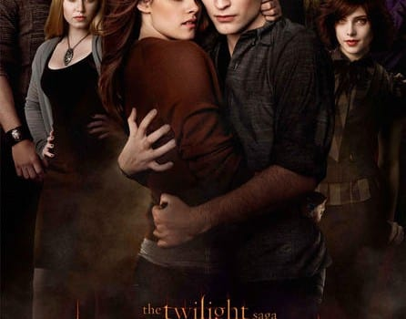 the twilight saga new moon movie poster the cullens