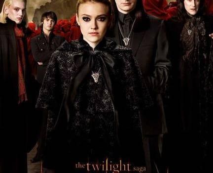 the twilight saga new moon movie poster volturi mid