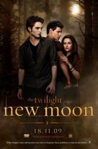 Twilight Saga: New Moon - La locandina