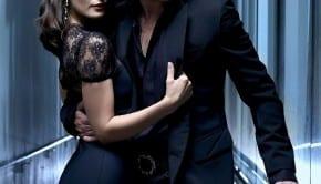 una foto promo di shannyn sossamon e alex o loughlin per la serie tv moonlight 123439