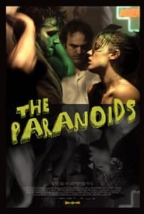 """Locandina di """"The Paranoids"""""""