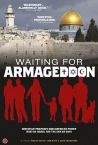 "Locandina di ""Waiting for Armageddon"""