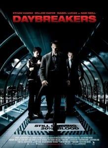 La Locandina di Daybreakers