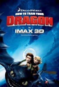 Locandina di How To Train Your Dragon (Dragon Trainer)