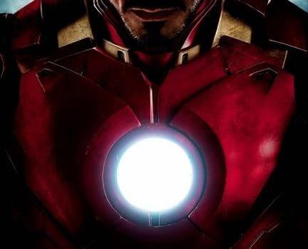 iron man 2 locandina