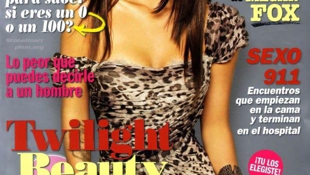 megan fox spanish cosmopolitan 00 cover