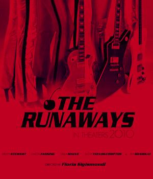 the runaways locandina
