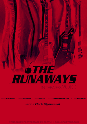 the runaways locandina