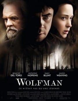 the wolfman locandina