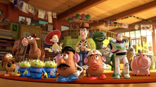 toy story 3 character