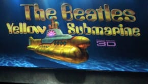 yellow submarine 3d