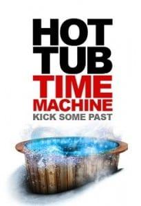 """Locandina di """"Hot Tube Time Machine"""""""