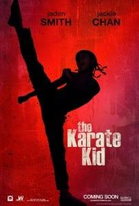 """Locandina ufficiale di """"The Karate Kid"""""""