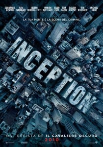 "Teaser Poster di ""Inception"""