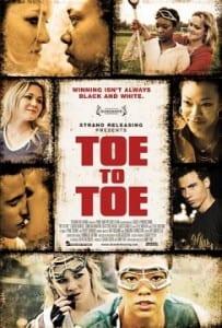 "Locandina di ""Toe to Toe"""