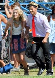 Taylor Lautner e Taylor Swift