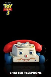 Chatter Telephone - Toy Story 3