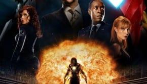 "Locandina di ""Iron Man 2"""
