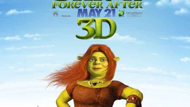 shrek forever after charactessssr movie poster 2