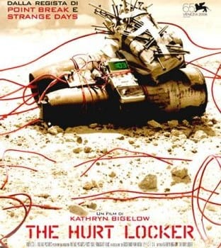 Locandina di The Hurt Locker