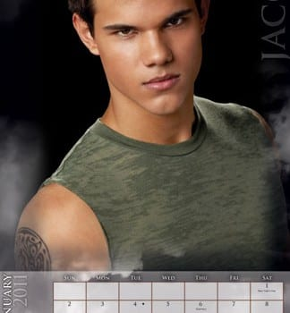 Taylor Lautner - Jacob